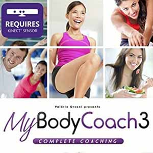My Body Coach 3 Complete Coaching XBox 360 Code Price Comparison