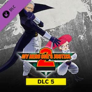MY HERO ONE'S JUSTICE 2 DLC Pack 5 Gentle & La Brava
