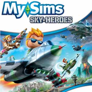 My Sims Skyheroes Xbox 360 Code Price Comparison