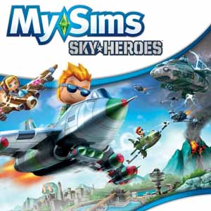 MySims Sky Heroes XBox 360 Code Price Comparison