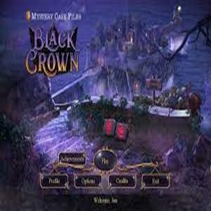 Mystery Case Files Black Crown