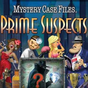 Mystery Case Files Prime Suspects Digital Download Price Comparison