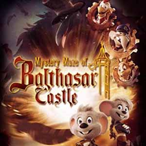 Mystery Maze Of Balthasar Castle Digital Download Price Comparison