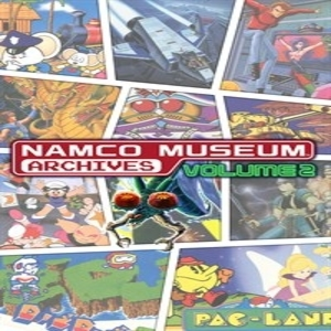 NAMCO MUSEUM ARCHIVES Vol 2