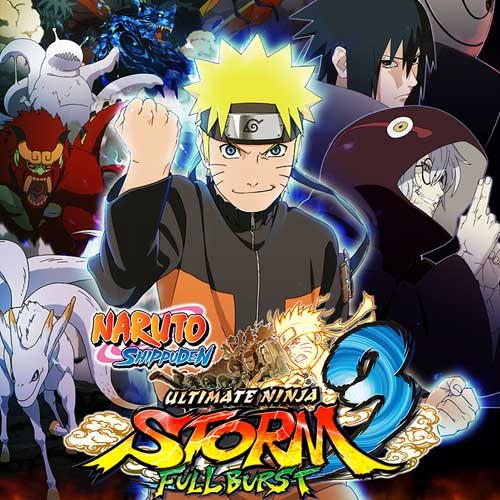 Naruto Shippuden Ultimate Ninja Storm 3 Full Burst PS3 Code Price Comparison