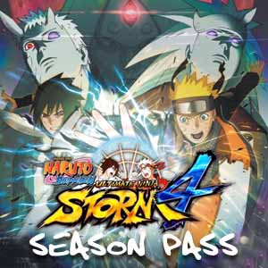 Naruto Shippuden Ultimate Ninja Storm 4 Season Pass Digital Download Price Comparison