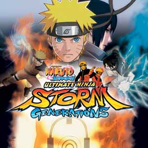 Naruto Shippuden Ultimate Ninja Storm Generations Xbox 360 Code Price Comparison