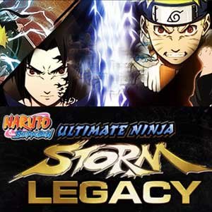 Naruto Shippuden Ultimate Ninja Storm Legacy PS4 Code Price Comparison