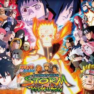 Naruto Shippuden Ultimate Ninja Storm Revolution Rivals Edition Xbox 360 Code Price Comparison