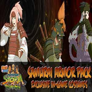 Naruto Shippuden Ultimate Ninja Storm Revolution Samurai Armor Pack Ps3 Code Price Comparison