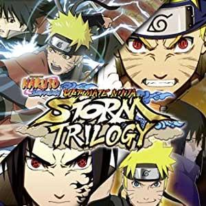 Naruto Shippuden Ultimate Ninja Storm Trilogy Ps4 Digital & Box Price Comparison