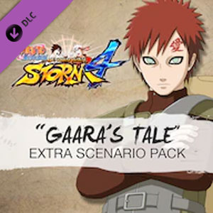 NARUTO STORM 4 Gaara's Tale Extra Scenario Pack