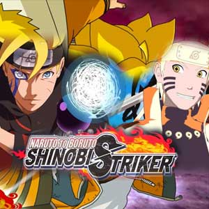 Naruto to Boruto Shinobi Striker PS4 Code Price Comparison