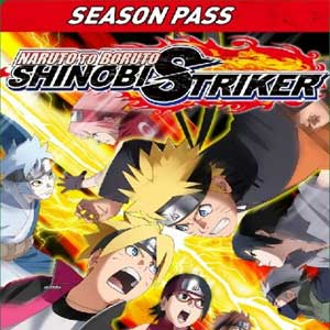 Naruto To Boruto Shinobi Striker Season Pass Xbox One Digital & Box Price Comparison