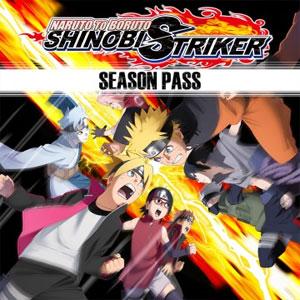 Naruto to Boruto Shinobi Striker Season Pass Ps4 Digital & Box Price Comparison