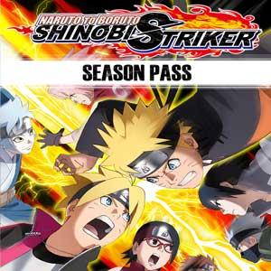 Naruto to Boruto Shinobi Striker Season Pass Digital Download Price Comparison