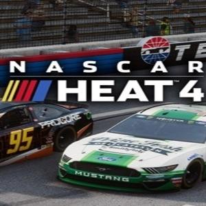 NASCAR Heat 4 December Pack