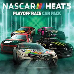 NASCAR Heat 5 Playoff Pack