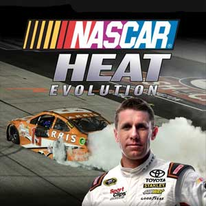 NASCAR Heat Evolution Xbox One Code Price Comparison