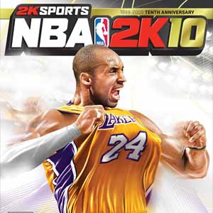 NBA 2K10 Xbox 360 Code Price Comparison