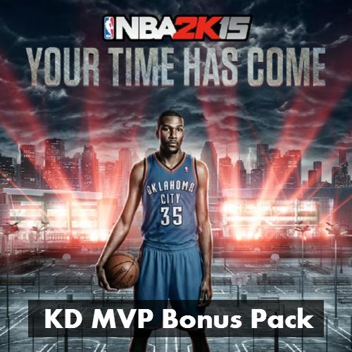 NBA 2K15 KD MVP Bonus Pack Digital Download Price Comparison