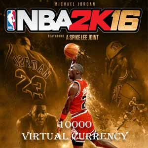 NBA 2K16 10000 Virtual Currency Xbox One Code Price Comparison