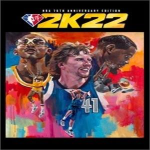 NBA 2K22 NBA 75th Anniversary Edition Xbox Series Price Comparison