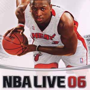 NBA Live 06 XBox 360 Code Price Comparison