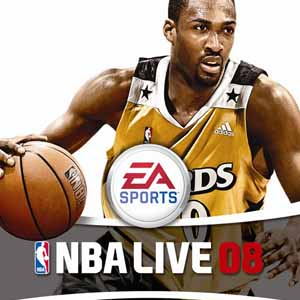 NBA Live 08 XBox 360 Code Price Comparison