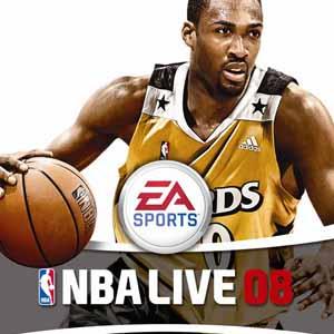 NBA Live 08 XBox 360 Code Price Comparison