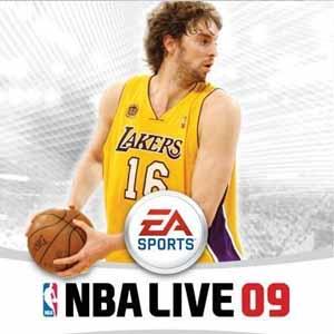 NBA Live 09 XBox 360 Code Price Comparison