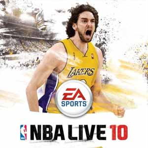 NBA Live 10 XBox 360 Code Price Comparison