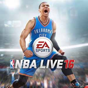NBA Live 16 PS4 Code Price Comparison