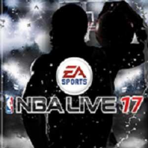 NBA Live 17 Digital Download Price Comparison
