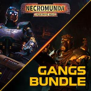 Necromunda Underhive Wars Gangs Bundle