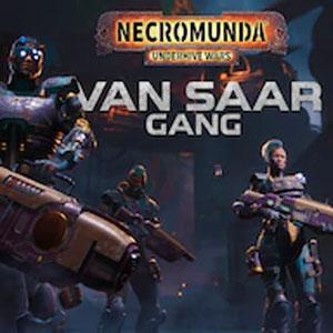Necromunda Underhive Wars Van Saar Gang