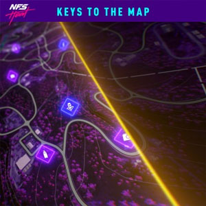 Need for Speed Heat Keys to the Map Digital Download Price Comparison