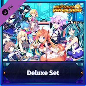 Neptunia Virtual Stars Deluxe Pack