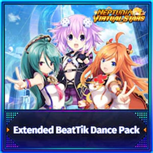 Neptunia Virtual Stars Extended BeatTik Dance Pack Digital Download Price Comparison