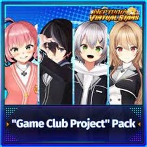 Neptunia Virtual Stars Game Club Project Pack