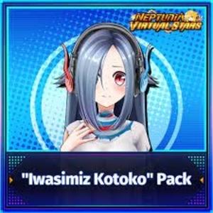 Neptunia Virtual Stars Iwasimiz Kotoko Pack