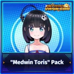 Neptunia Virtual Stars Medwin Toris Pack