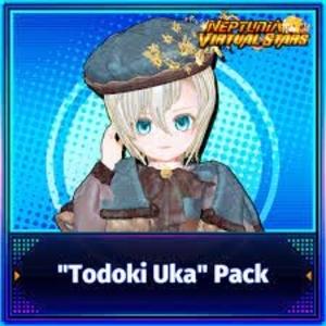 Neptunia Virtual Stars Todoki Uka Pack