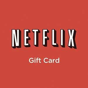 Netflix Gift Card Digital Download Price Comparison