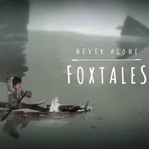 Never Alone Foxtales Digital Download Price Comparison