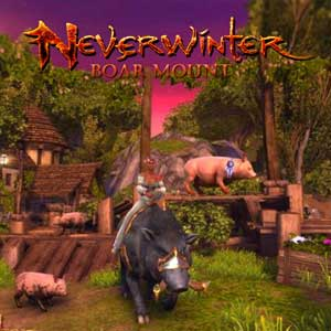 Neverwinter Boar Mount Xbox One Code Price Comparison
