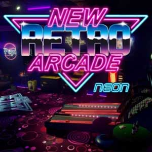 New Retro Arcade Neon Digital Download Price Comparison