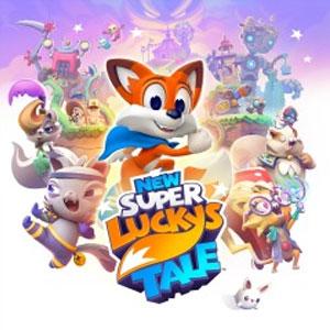 New Super Lucky's Tale Ps4 Digital & Box Price Comparison