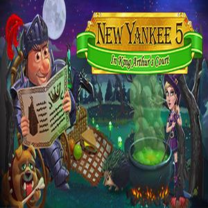 New Yankee in King Arthurs Court 5