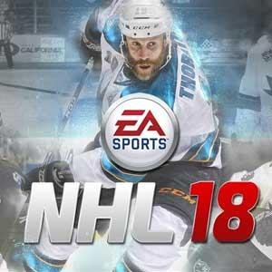 NHL 18 Xbox One Code Price Comparison